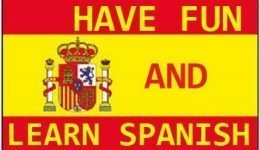 have fun & learn spanish